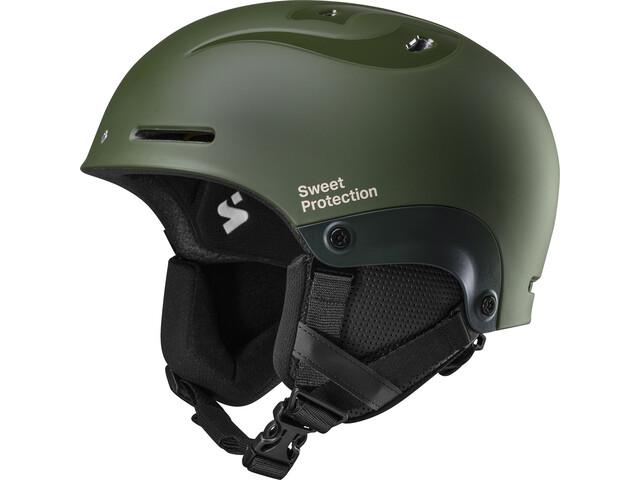 Sweet Protection Blaster II Helm Herren olive drab
